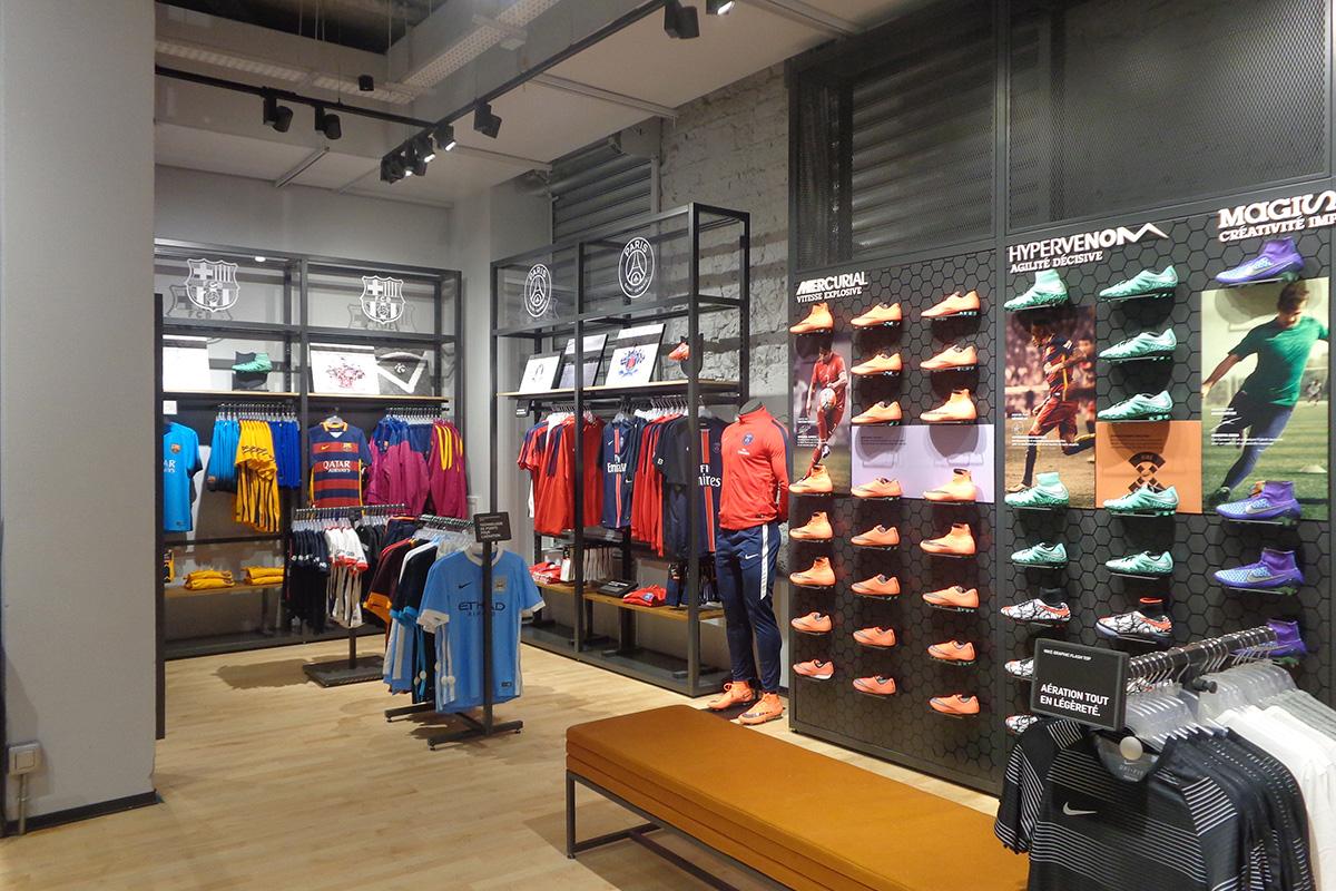 boutique nike republique
