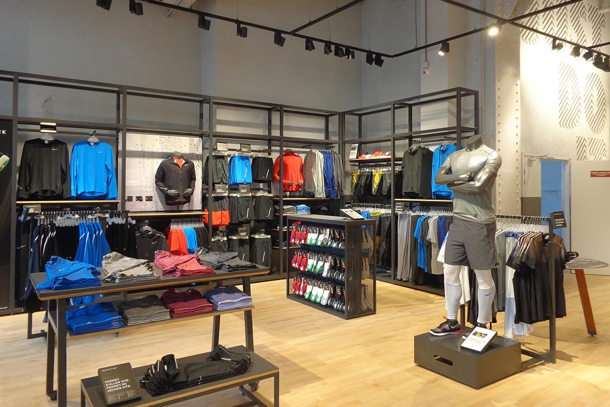 boutique nike running saint michel